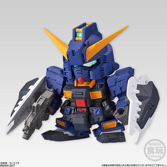 FW SD Gundam NEO Gundam TR-1 (Hazel reform) - Deployment Color