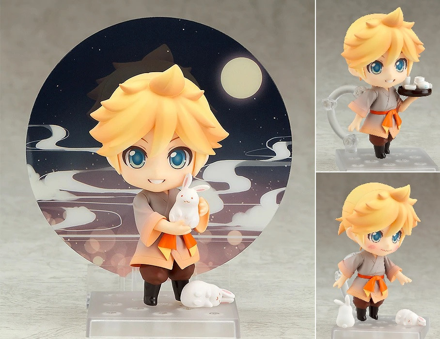 Len Kagamine 1//8 Pvc Figure Good Smile Company VOCALOID