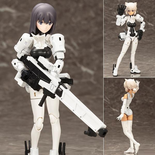 Megami Device Snipe / Grapple