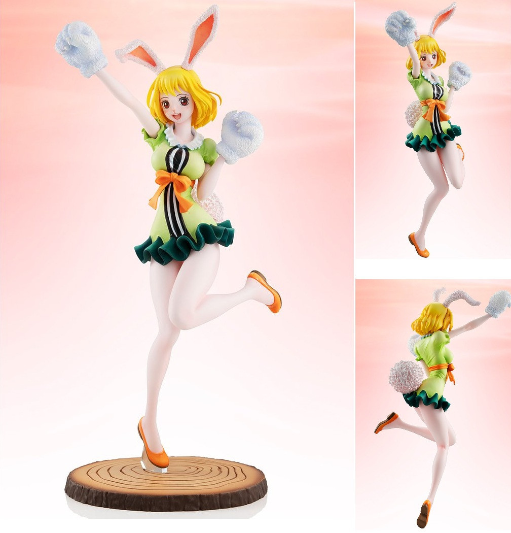 Portrait Of Pirates Figure Carrot - One Piece