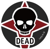 Sword Art Online Alternative Gun Gale Online Can Badge Dead Icon