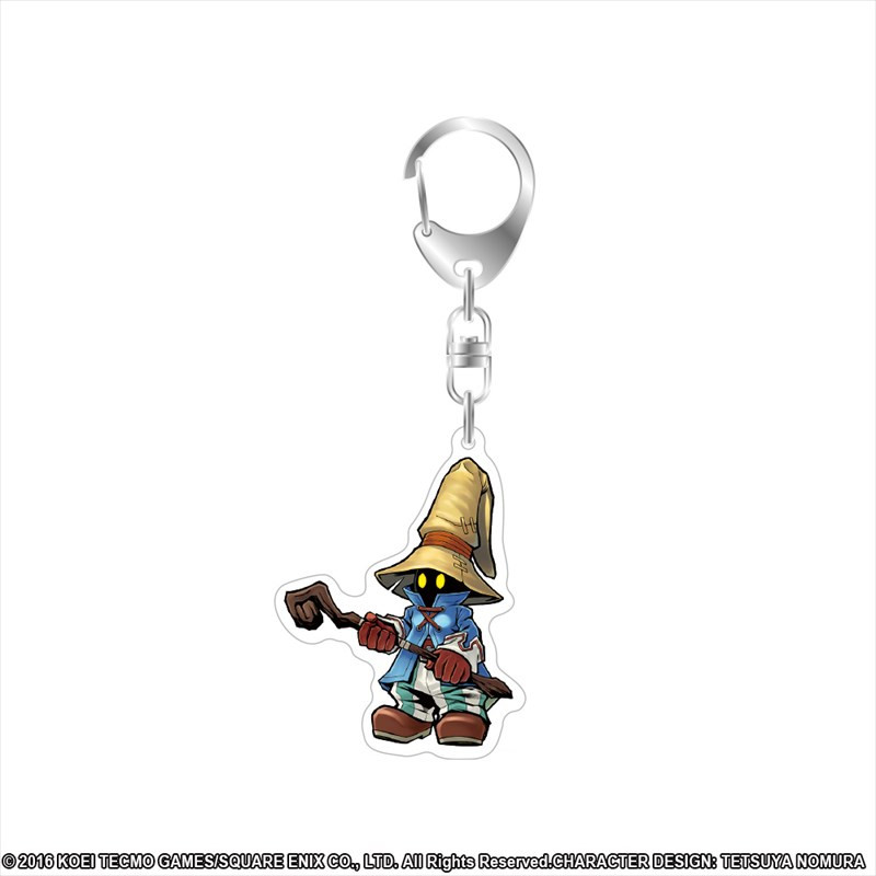 Dissidia Final Fantasy  Acrylic Key Chain Vivi