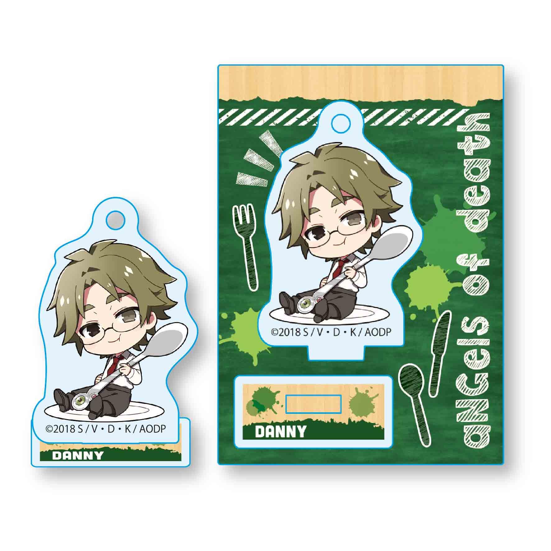 Satsuriku no Tenshi Gochi Chara Mini Stand Danny