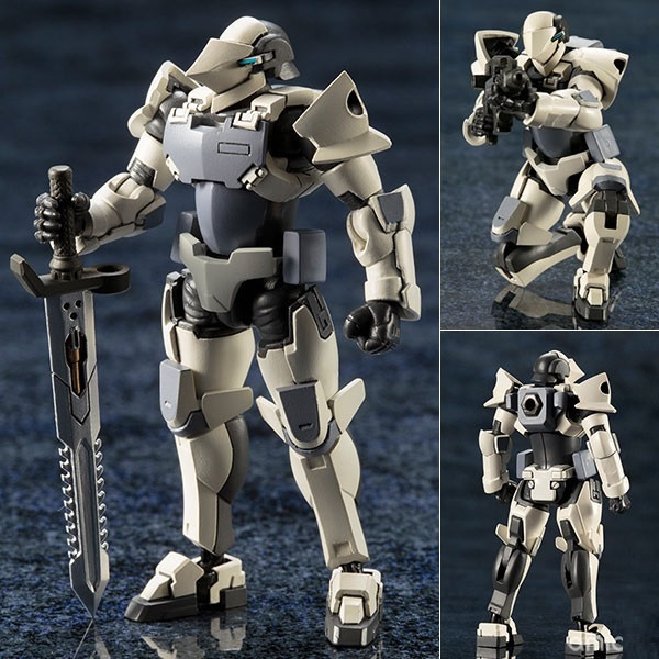 Hexa Gear 1/24 Governor Armor Type: Pawn A1 Ver. 1.5 Kit Block