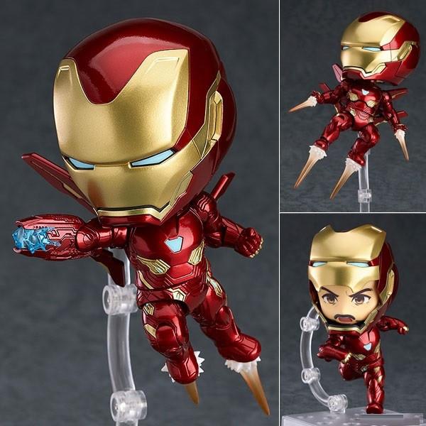 Nendoroid Iron Man Mark 50 : Infinity Edition