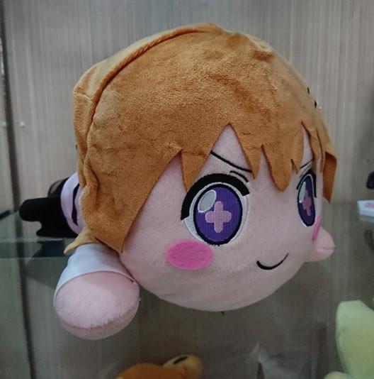 Mega Jumbo Nesoberi Hoto Cocoa - Kirakira ver. (40x22cm)
