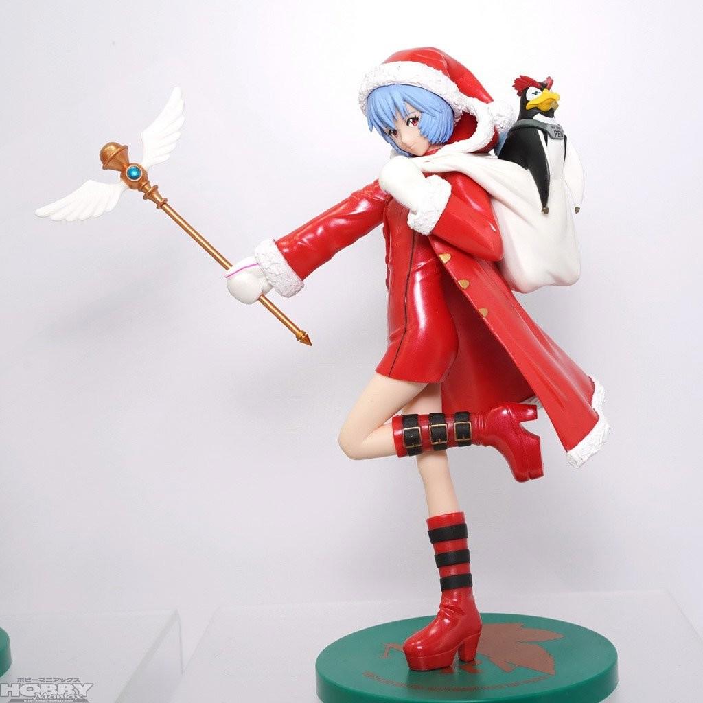 Premium Figure Rei Ayanami - Christmas Ver. 1.5 (22cm)