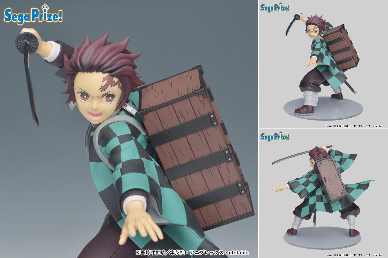 Super Premium Figure Kamado Tanjirou - Kimetsu no Yaiba (20cm)