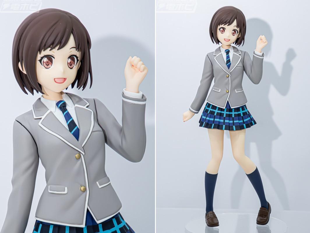 Premium Figure Hazawa Tsugumi - School ☆ Days Ver. (21cm)