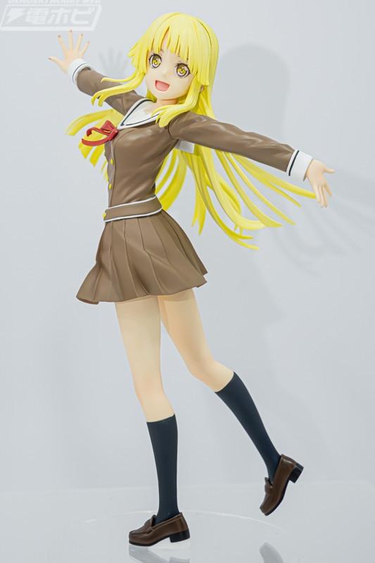 Premium Figure Tsurumaki Kokoro - School ☆ Days Ver. (21cm)