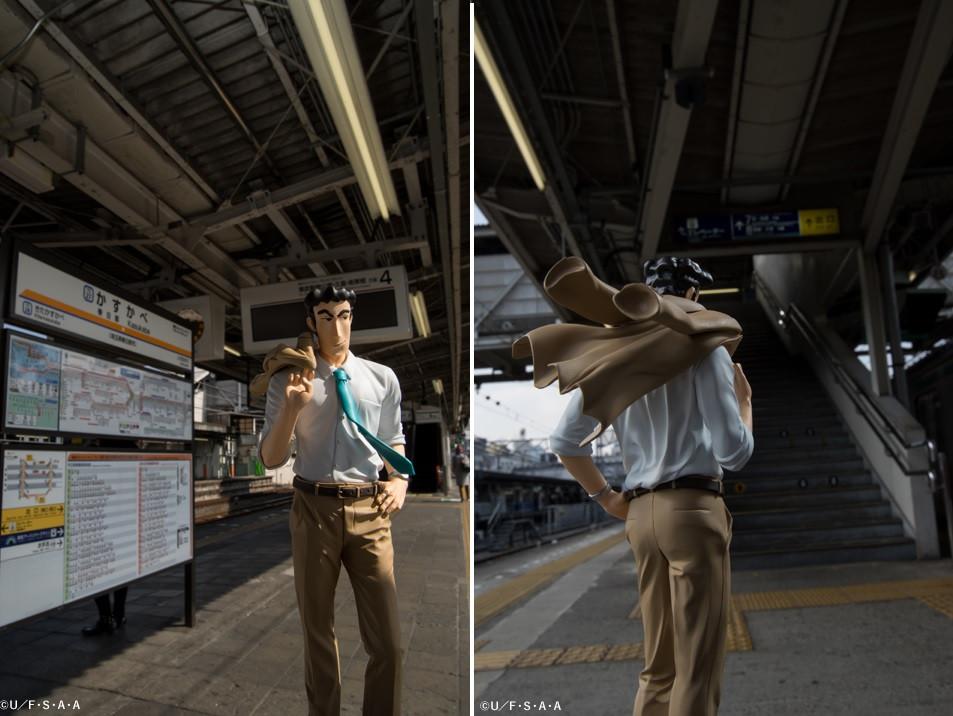 Creator X Creator Hiroshi Nohara Returns - White Suit Ver. (20cm)