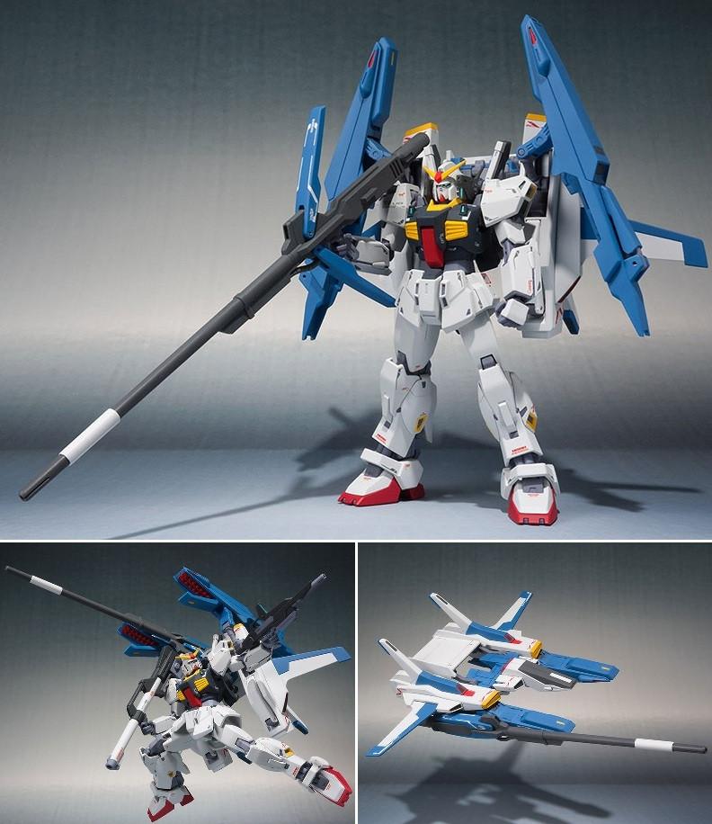 The Robot Spirits (Ka Signature) Side MS Super Gundam