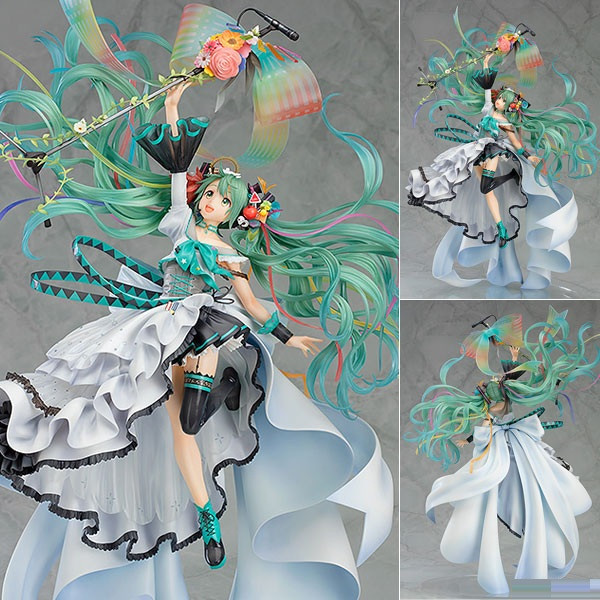 PVC Figure 1/7 Hatsune Miku - Memorial Dress Ver.