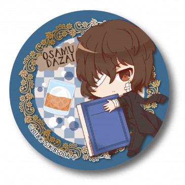 Bungou Stray Dogs DEAD APPLE GyuGyutto Choi Deka Acrylic Key Chain ... 4e1136df35897