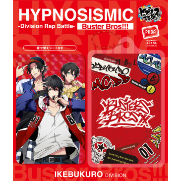 Hypnosismic -Division Rap Battle- Piica + Clear Pass Case